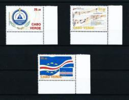 Cabo Verde  Nº Yvert  697/9  En Nuevo