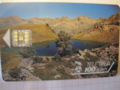 Télécarte D'Andorre