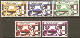 Malawi 1970 SG 363-7 Christmas Unmounted Mint