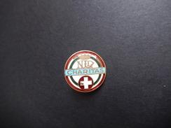 Pin Charitas Smaltata -P390 - Pin's