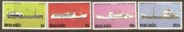 Malawi 1975 SG 486-9 Malawi Ships Unmounted Mint