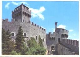 Repubblica Di San Marino - Lotto 2 Fotografie: SECONDA TORRE, PRIMA TORRE NOTTURNO - PERFETTA N36 - Riproduzioni