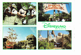 DISNEYLAND PARIS, Pirates Des Caraïbes, (Caribbean), Mickey, Adventureland 1990 Environ