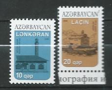Azerbaijan 2006 Towns.MNH - Azerbaïjan