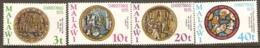 Malawi 1975 SG 515-8 Christmas Unmounted Mint