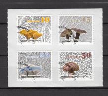 2014  N° 1503 à 1506   OBLITERES   CATALOGUE ZUMSTEIN - Suisse
