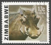 Zimbabwe. 1980 Definitives. 13c Used. SG 583 - Zimbabwe (1980-...)