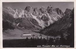 Kemater-Alm Mit Kalkkögel - Grinzens, Axams (4534) * 16. 7. 1953 - Austria