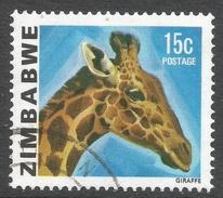 Zimbabwe. 1980 Definitives. 15c Used. SG 584 - Zimbabwe (1980-...)
