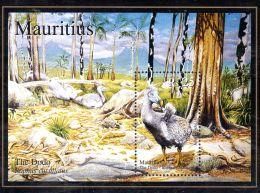 2007; Mauritius, The Dodo - Raphus Cucullatus, Bloc, Neuf **, Lot 47237