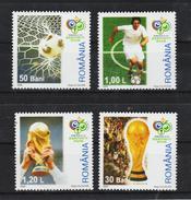 2006 - GERMANIA 2006  Mi No 6086/6089 MNH