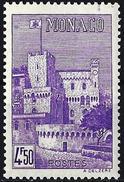 Monaco 1943 - Princely Palace ( Mi 239 - YT 259 ) MH*