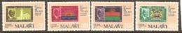 Malawi 1979 SG  606-9 Rowland Hill Unmounted Mint