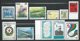 "Azerbaijan 2006 Stamps Of 1993-2002 Surcharged & Overprinted ""2006"".MNH - Azerbaïjan"