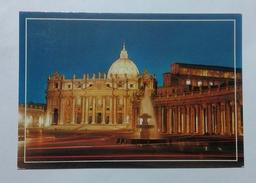 CITTÀ DEL VATICANO - P.ZA S. PIETRO (6445) - Vatican