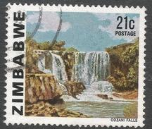 Zimbabwe. 1980 Definitives. 21c Used. SG 586 - Zimbabwe (1980-...)