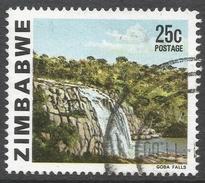 Zimbabwe. 1980 Definitives. 25c Used. SG 587 - Zimbabwe (1980-...)