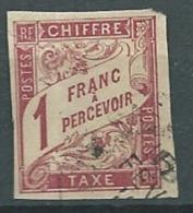 France Colonie Generale Taxe    -   Yvert N° 15 Oblitéré  - Cw 23028