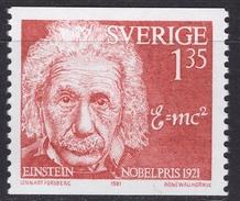 Sweden 1981; Mi.Nr 1175; MNH; Einstein Albert