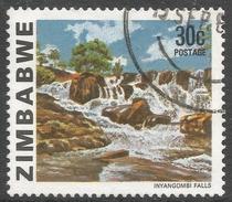 Zimbabwe. 1980 Definitives. 30c Used. SG 588 - Zimbabwe (1980-...)