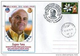 Nobel Prize In Economic Sciences 2013 Eugene F. Fama.