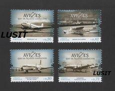 2014 AVIONS AIRPLANE TWA CONTELLATION SANTA MARIA AZORES AÇORES HYDRAVION FLYBOAT CLIPPER PAN AM C-47 HS-748 PORTUGAL