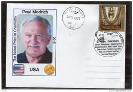 Nobel Prize In Chemistry 2015 Paul Modrich - Turda 2015