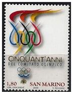 San Marino: Comitato Olimpico, Olympic Committee, Comité Olympique