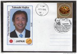 Nobel Prize In Physics 2015 Takaaki Kajita - Turda 2015
