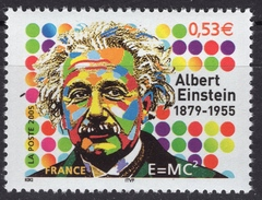 France 2005; Mi.Nr 3930; MNH; Einstein Albert