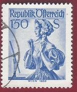 1958 - Vienna (1853) - Yt:AT 894 - Used