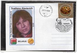 Nobel Prize In Literature 2015 Svetlana Alexievich - Turda 2015