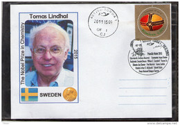 Nobel Prize In Chemistry 2015 Tomas Lindhal - Turda 2015