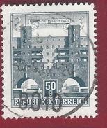 1959 - Karl-Marx-Hof, Vienna-Heiligenstadt - Yt:AT 869BB - Used