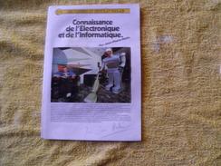 Dossiers Connaissances Chocolat Poulain. Connaissances De L'électronique Et De L'informatique. - Poulain