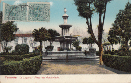 Espagne - Islas Canarias - Tenerife - La Laguna - Plaza Del Adelantado - 1913 - Tenerife