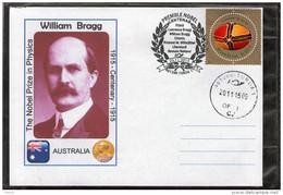 Nobel Prize In Physics Centenary William Bragg - Turda 2015