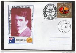 Nobel Prize In Physics Centenary Lawrence Bragg - Turda 2015