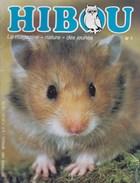 Hibou Magazine Nature Des Jeunes N° 7 De Septembre 1986. - Livres, BD, Revues