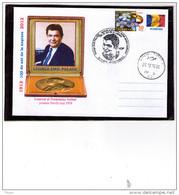 George Emil Palade Centenary Of Birth Nobel Prize In Medicine 1974 - Turda 2012