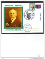 Fridtjof Nansen  Nobel Prize In Peace 1922 - Turda 2012
