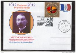 The Nobel Prize In Chemistry 1912-2012 Centenary.  Victor Grignard: