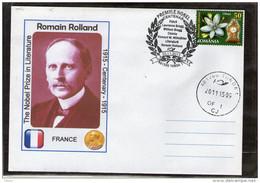 Nobel Prize In Literature Centenary Romain Rolland - Turda 2015