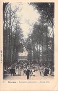 BOURGES - Jardin De L' Archeveche - La Grande Allée - Unclassified
