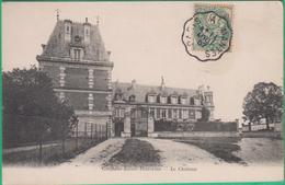 78 - Conflans Sainte Honorine - Le Château - Editeur: Bourdier - Conflans Saint Honorine