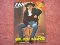 Equipe Magazine N°248 29/06/1985 Hinault Connors Walkowiak - Antoine Blondin - Ciclismo