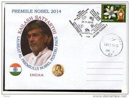 Kailash Satyarathi - Nobel Prize In Peace 2014. Turda 2014.