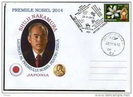 Shuji Nakamura - Nobel Prize In Phisics 2014. Turda 2014.