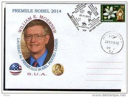 William Moerner - Nobel Prize In Chemistry 2014. Turda 2014.