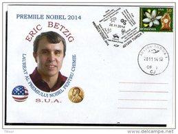Eric Berzig - Nobel Prize In Chemistry 2014. Turda 2014.